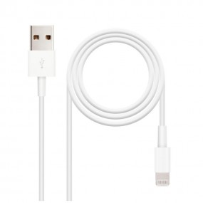 Cable Lightning a USB 2.0,...